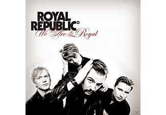 Royal Republic - We Are The Royal - (CD)