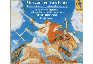 VARIOUS - Metamorphoses Fidei - (CD)