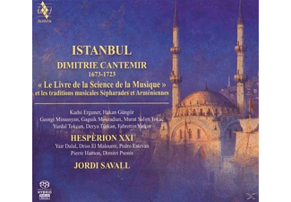 Hesperion Xxi - ISTANBUL / BOOK OF SCIENCE & MUSIC - (CD)
