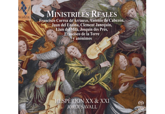 VARIOUS - MINISTRILES REALES - (CD)