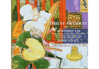 VARIOUS - Orient - Occident - (CD)