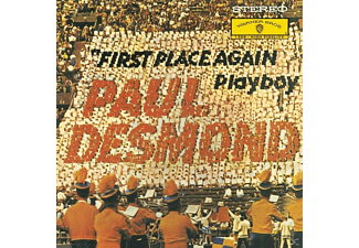 Paul Desmond - First Place Again [CD]