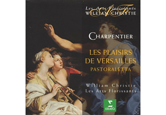 William Christie - Les Plaisirs De Ve - (CD)