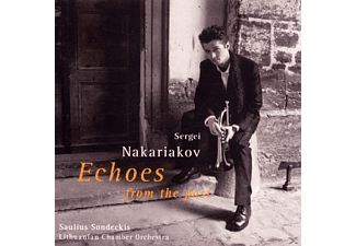 Sergei Nakariakov - Echoes From The Past [CD]