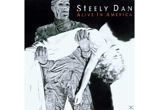 Steely Dan - Alive In America [CD]
