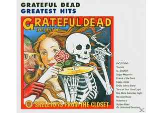 Grateful Dead - Best Of, The(Skeletons From The Closet) [CD]
