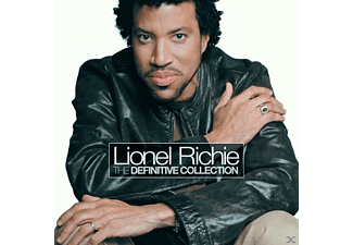 The Commodores, Lionel & Commodores Richie - The Definitive Collection - (CD)