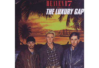 Heaven 17 - The Luxury Gap-2006 Remaster - (CD)