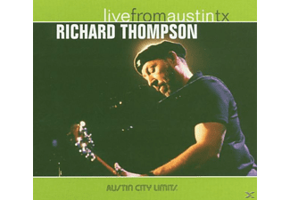Richard Thompson - Live From Austin Tx [CD]