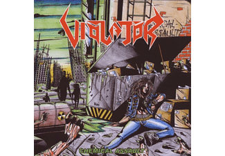 The Violator - Chemical Assault - (CD)