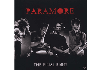Paramore - Final Riot!, The [CD + DVD Video]