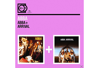 Abba - 2 For 1: Abba/Arrival - (CD)
