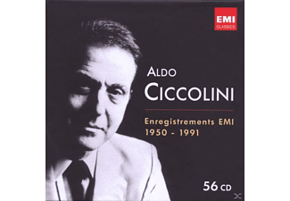 Ciccolini Aldo - Compl.Emi Recordings 1950-91 - (CD)