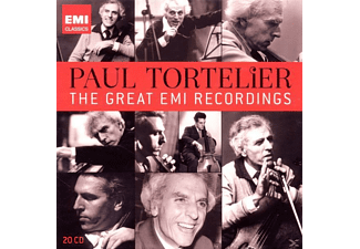 VARIOUS, Tortelier Paul - The Great Emi Recordings - (CD)