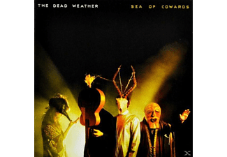 The Dead Weather - Sea Of Cowards - (CD)