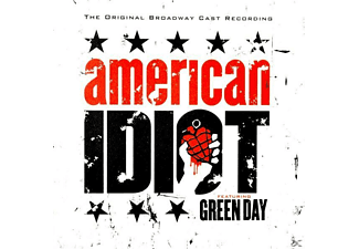 Green Day - Original Broadway Cast Recording American Idiot - (CD)