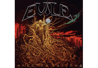 Evile - Infected Nations - (CD)