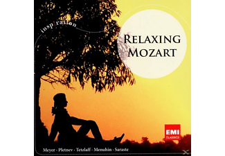 VARIOUS - RELAXING MOZART [CD]