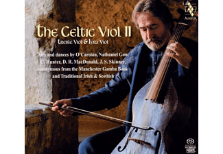 Andrew Lawrence-King, Jordi Savall, Mcguire - The Celtic Viol 2 - (SACD Hybrid)