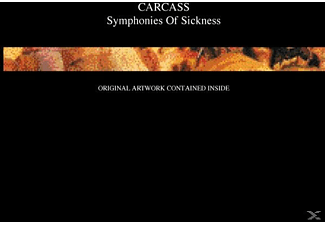 Carcass - Symphonies Of Sickness - (CD)