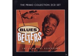 VARIOUS - Blues Belters: Essential Recordings [CD]