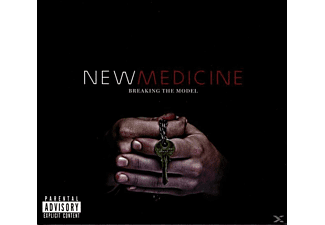 New Medicine - Breaking The Model - (CD)