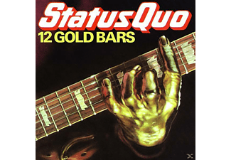 Status Quo - 12 Gold Bars (CD)