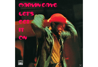 Marvin Gaye - Let's Get It On [CD]