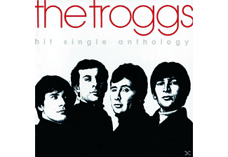 The Troggs - The Hit Single Anthology [CD]