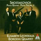 Borodin Quartet:Leonskaja - Klavierquintett (CD) jetztbilligerkaufen