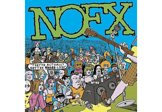 Nofx - They've Actually Gotten Worse Live - (CD)