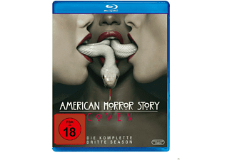 American Horror Story - Season 3: Coven - (Blu-ray)
