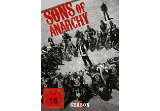 Sons of Anarchy - Season 5 - (DVD)
