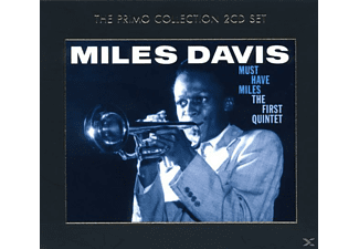 Miles Davis - Must-Have Miles/First Quintet - (CD)