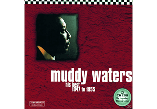Muddy Waters - His Best - 1947 to 1955 (CD)
