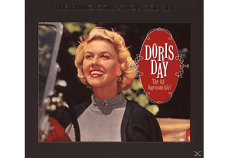 Doris Day - The All-American Girl - (CD)
