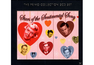 VARIOUS - Stars Of The Sentimental Song - (CD)