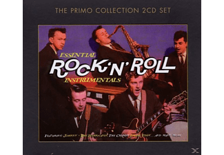 VARIOUS - Essential Rock'n'roll Instrumentals - (CD)