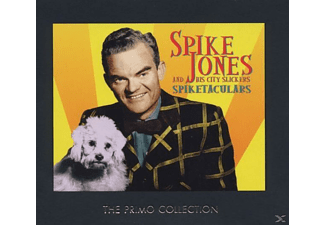 Spike Jones - Spiketaculars - (CD)