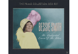 Bessie Smith - The Undisputed Queen Of The Blues - (CD)