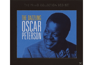 Oscar Peterson - The Dazzling Oscar Peterson - (CD)
