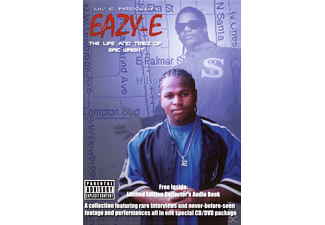 Eazy - The Life & Timez Of Eric Wrigh - (DVD + CD)