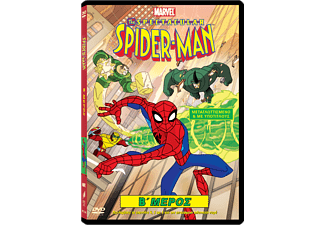 Spectacular Spider-Man Vol.2 DVD