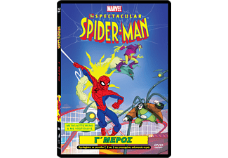 Spectacular Spider-Man Vol 3 DVD