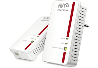 FRITZ!Powerline 1000E SET Edition International