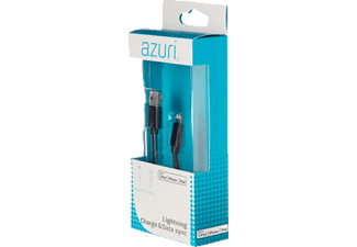 AZURI Lightning naar USB kabel (MFI-DC8IP5B-ACS)