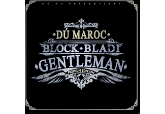 Du Maroc - Block Bladi Gentleman (Premium Edition + T-Shirt M) [CD]