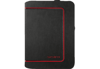 SAMSONITE TABZONE, Bookcover, 9.7 Zoll, iPad Air 2, Schwarz/Rot