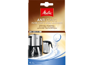 MELITTA Anti-kalk tabletten (ANTI-CALC TABS 4X12GRS)