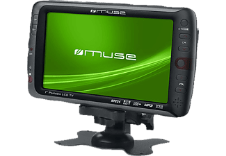 "MUSE M115TV 7"" LCD LED portable"